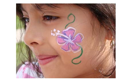 Face Painters for Parties